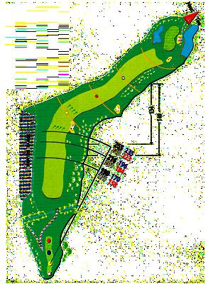 Loch 3 – Golf-Club Bad Orb Jossgrund