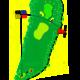 Loch 5 – Golf-Club Bad Orb Jossgrund