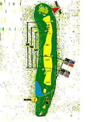 Loch 9 – Golf-Club Bad Orb Jossgrund